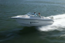 Seaswirl Boats - 2101 Dual Console OB