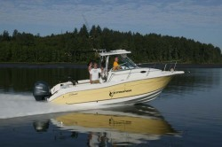 Seaswirl Boats - 2601 Walk Around OB