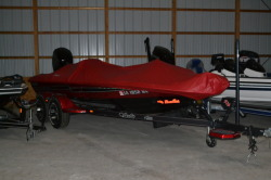 2014 - Bass Cat Boats - Sabre FTD