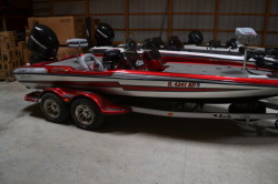 2007 - Bass Cat Boats - Cougar FTD DC