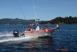 2013 - Silver Streak Boats - 18- Center Console
