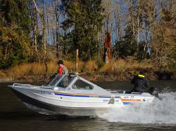 2017 - Silver Streak Boats - 17- Jet Boat