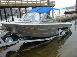 2017 - Silver Streak Boats - 18- Jet Boat