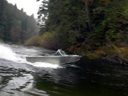 2017 - Silver Streak Boats - 21- Jet Boat