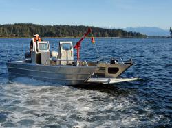 2017 - Silver Streak Boats - 19- Prospector