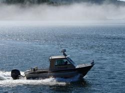 2017 - Silver Streak Boats - 21- Cabin- Bowen
