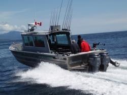 2017 - Silver Streak Boats - 24- Pilot House 8-6 Wide