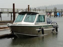 2017 - Silver Streak Boats - 185- Cabin-Ganbier
