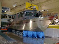 2017 - Silver Streak Boats - 24- Cabin 7-6 Length