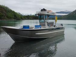 2017 - Silver Streak Boats - 21- Center Console
