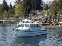 2017 - Silver Streak Boats - 25- Cuddy Cabin 9-5  Wide