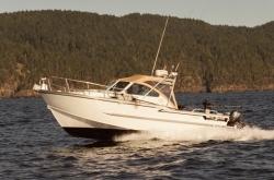 2017 - Silver Streak Boats - 23- Cuddy Cabin Soft Top