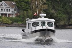 2017 - Silver Streak Boats - 24- Swiftsure Cuddy