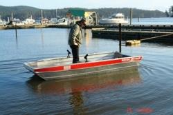 2018 - Silver Streak Boats 10- Duck Boat