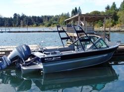 2018-Silver Streak Boats 17- Carmanah-Soft Top