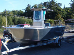 2018-Silver Streak Boats 18-6 Centre Console-Challenger