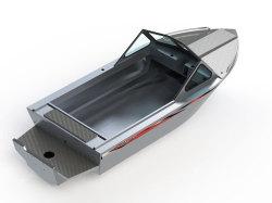 2018-Silver Streak Boats 18-6 Challenger-Soft Top