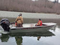2018 - Silver Streak Boats - 17- Trapper