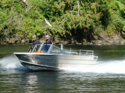 2018 - Silver Streak Boats - 16- Jet Boat