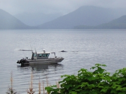 2018-Silver Streak Boats 24- San Juan-Landing Craft Cabin