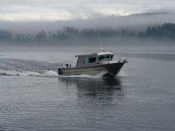2018-Silver Streak Boats 24- Swiftsure XW-Cuddy Cabin