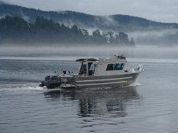 2018-Silver Streak Boats 25- Swiftsure XW-Cuddy Cabin