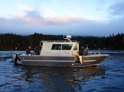 2018-Silver Streak Boats 25- San Juan-Landing Craft Cabin