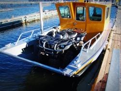 2018-Silver Streak Boats 26- San Juan Landing Craft Cabin