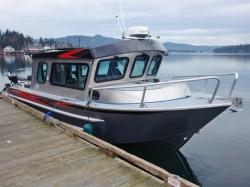 2018-Silver Streak Boats 27- Swiftsure XW-Cuddy Cabin