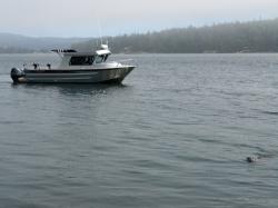 2018-Silver Streak Boats 26- Swiftsure XW-Cuddy Cabin