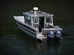 2018 - Silver Streak Boats 27- San Juan Landing Cabin Craft