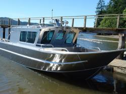 2018 - Silver Streak Boats - 27- Cabin-Nitinat