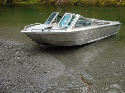 2018 - Silver Streak Boats - 19- Jet Boat