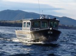 2018 - Silver Streak Boats - 29- Cabin-Salish