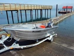 2019 - Silver Streak Boats - 14 Open Deep Vee