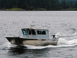 2019 - Silver Streak Boats - 24 San Juan Landing Craft Cabin