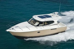 2014 - Silverton Yachts - 33 Sport Coupe