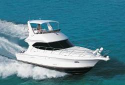 2011 - Silverton Yachts - 38 Convertible