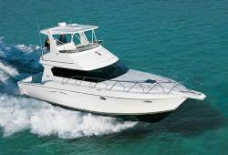 2011 - Silverton Yachts - 42 Convertible