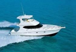 2011 - Silverton Yachts - 50 Convertible