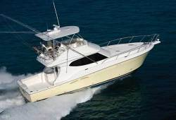 2011 - Silverton Yachts - 45 T-Series
