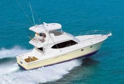 2011 - Silverton Yachts - 50 T-Series