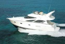 2011 - Silverton Yachts - 33 Sport Coupe