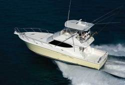2012 - Silverton Yachts - 45 T-Series