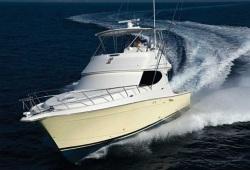 2013 - Silverton Yachts - 45 T-Series