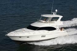 2013 - Silverton Yachts - Ovation 52
