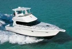 2016 - Silverton Yachts - 42 Convertible
