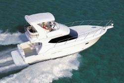 2017 - Silverton Yachts - 36 Convertible