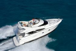 Silverton Yachts 43 Sport Bridge Motor Yacht Boat