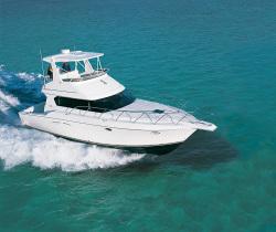 Silverton Yachts 42 Convertible Convertible Fishing Boat